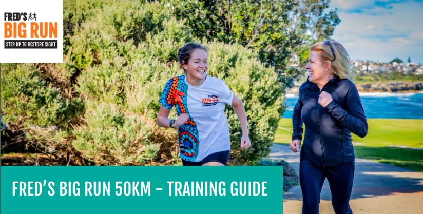 50KM Training Guide